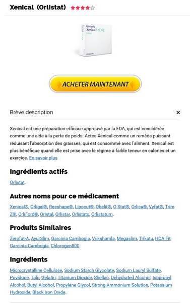 médicament xenical 120 mg gelule etui 84