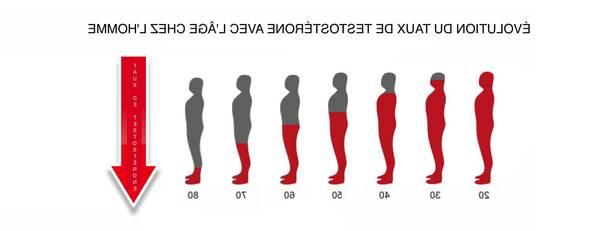 taux de testostérone normal chez l homme