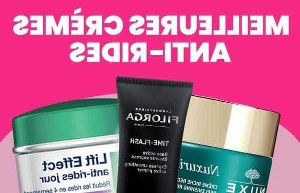 creme anti age peau sensible